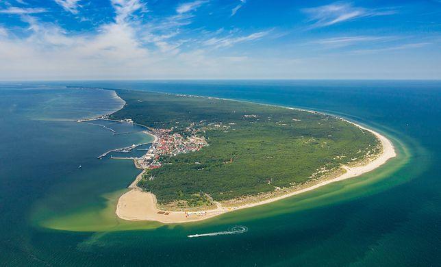 Półwysep Helski to jedno z ulubionych miejsc Polaków na urlop
