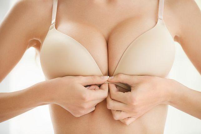 Najważniejszym elementem pielęgnacji biustu jest dobór właściwego biustonosza