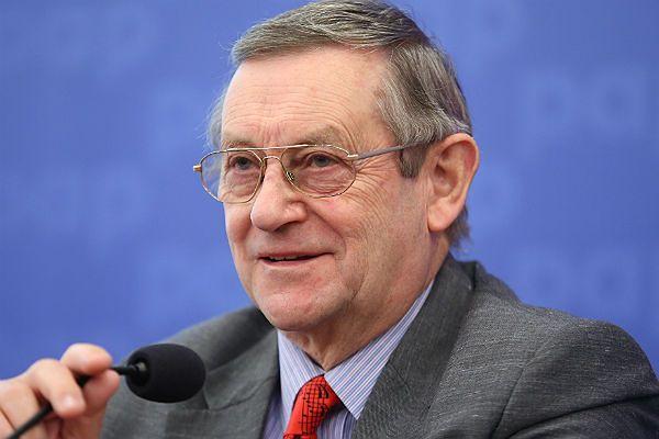 Prof. Norman Davies otrzyma polskie obywatelstwo
