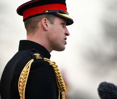Książę William pracował w agencji wywiadowczej. Właśnie zakończył współpracę z MI6