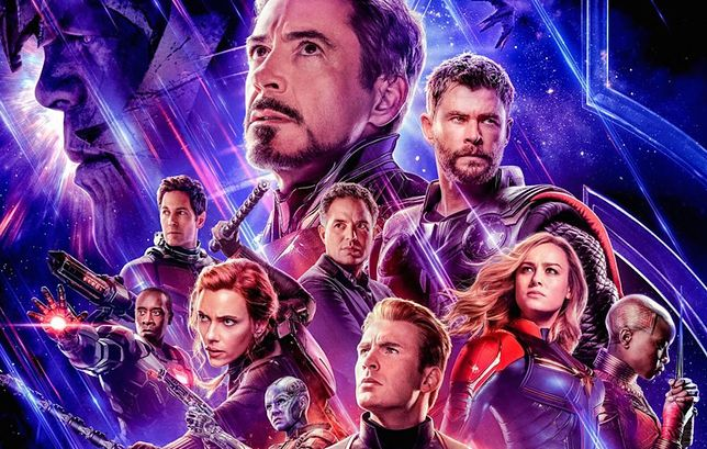 """""""Avengers: Koniec gry"""" pobiło dotychczasowy rekord """"Avatara"""""""