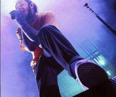 Post Malone ogłosił trasę koncertową po Europie