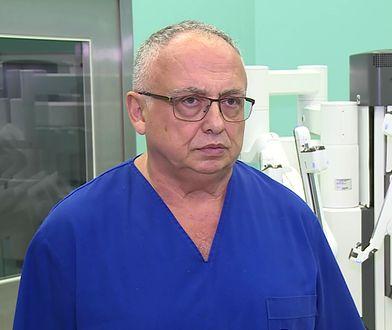 prof. dr hab. n. med. Igal Mor, dyrektor zarządzający Szpitala Mazovia