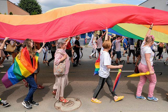 Marsz Równości przejdzie ulicami Kielc. Sąd uchylił zakaz prezydenta miasta