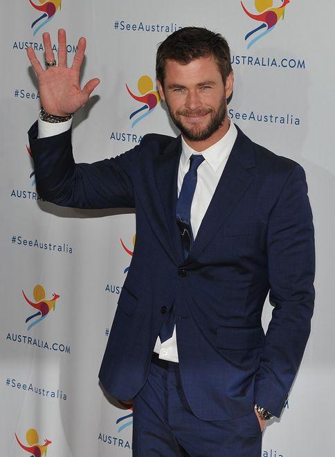 Chris Hemsworth:  Nie chcę, by moje dzieci czuły się uprzywilejowane, bo mamy pieniądze