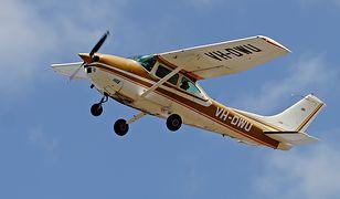 Cessna runęła na grupę obserwatorów na lądowisku w Hesji