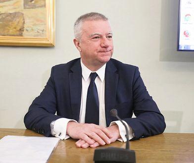Paweł Graś jest bliskim współpracownikiem Donalda Tuska