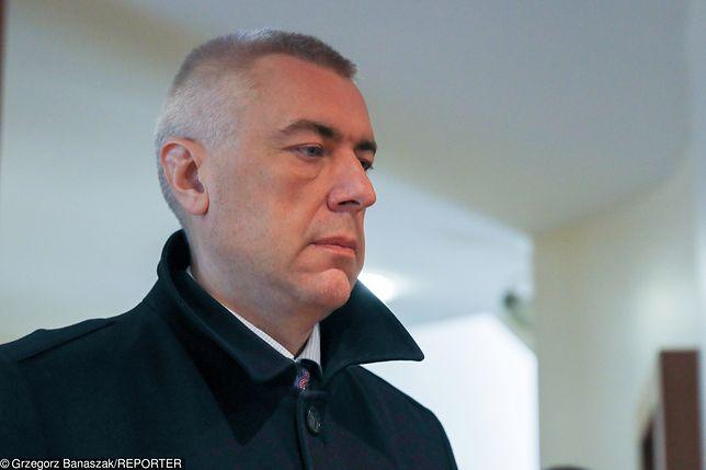 Roman Giertych reprezentuje posła Zbigniewa Ajchlera w sądzie