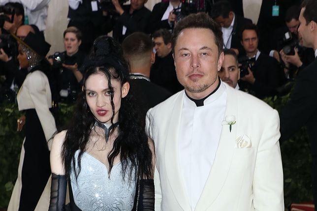 Grimes i Elon Musk nie zdradzają płci dziecka. Wybierze je sobie samo!