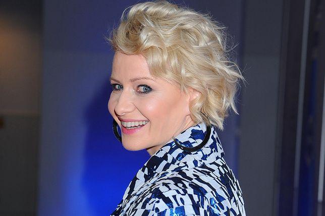 Małgorzata Kożuchowska zawsze wygląda szykownie