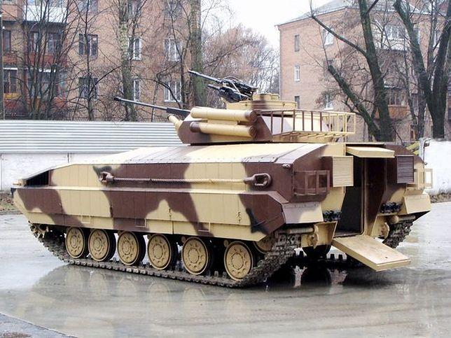 BMP-64 - ukraiński czołg, który powstrzyma Rosjan