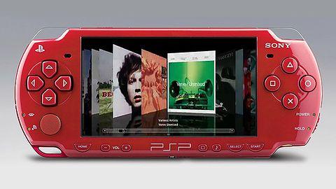 Sony planuje dla PSP swój sklep z cyfrową muzyką