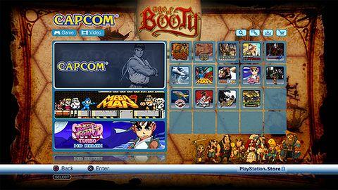 Capcom zgodnie z obietnicą umieści więcej gier z PSOne w PS Store