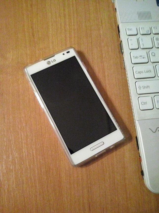 LG L9 front