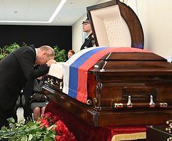 Jeden z niewielu takich momentów w historii Rosji. Putin zapłakał