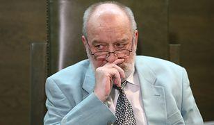 Sędzia Iwulski ma 850 tys. złotych oszczędności