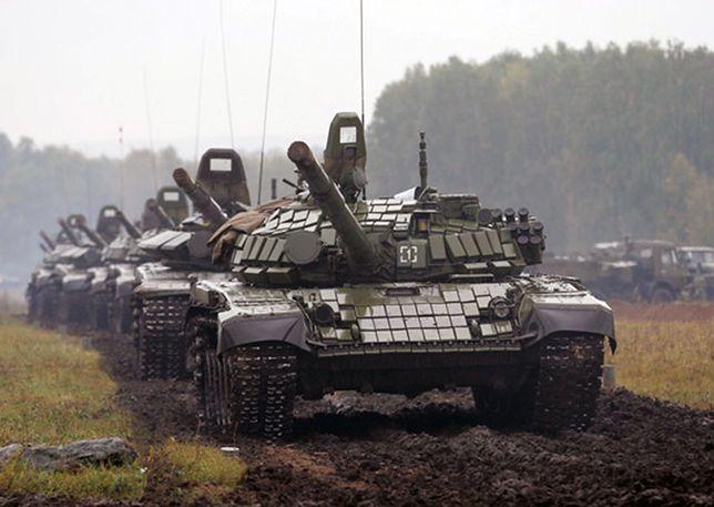 Rosjanie informują o alarmie w bazie 1 Armii Pancernej koło Moskwy i wymarszu na zachód.