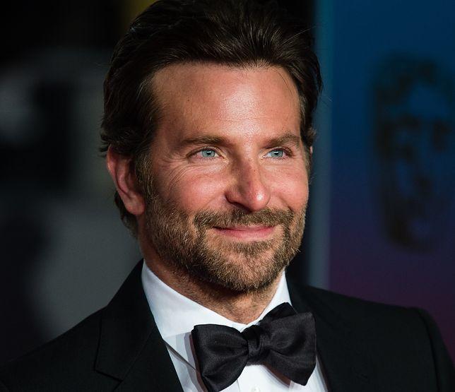 Bradley Cooper podczas rozdania nagród