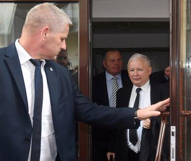 Jarosław Kaczyński nie musi przenosić swoich dokumentów
