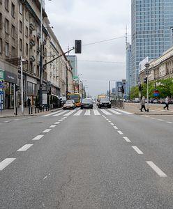 Warszawa. Cztery firmy chcą zaprojektować nowe Aleje Jerozolimskie. Drogowcy analizują oferty