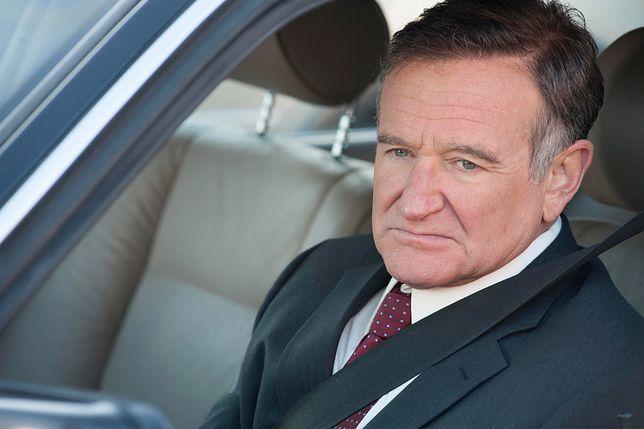 Robin Williams zmarł w 2014 roku