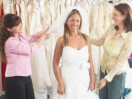 Trudna suknia ślubna