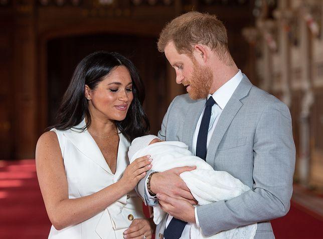 Archie przyszedł na świat 6 maja 2019 roku w Londynie