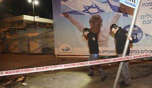 Kierowca wjechał w grupę żołnierzy w Izraelu. Jedna osoba w ciężkim stanie