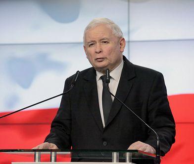 """Źródła rządowe: Kaczyński nie rozmawiał na temat normalizacji stosunków z Izraelem. """"To fake news"""""""