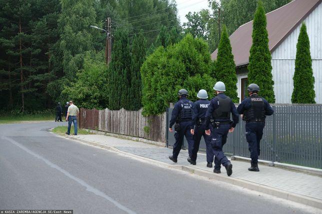 Morderstwo w Borowcach. Jacka Jaworka szuka ponad 200 policjantów