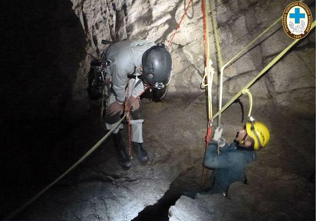 Tatry i dramat w jaskini Wielkiej Śnieżnej. Ta historia pokazuje, że jest nadzieja dla grotołazów