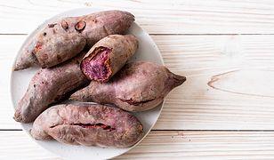 Z fioletowych ziemniaków możemy przyrządzić frytki lub chipsy