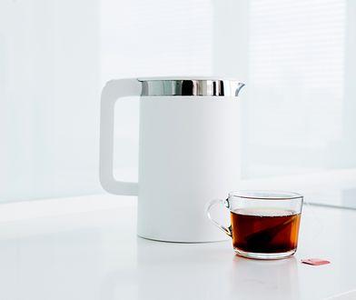 Kamień w czajniku może popsuć smak kawy i herbaty