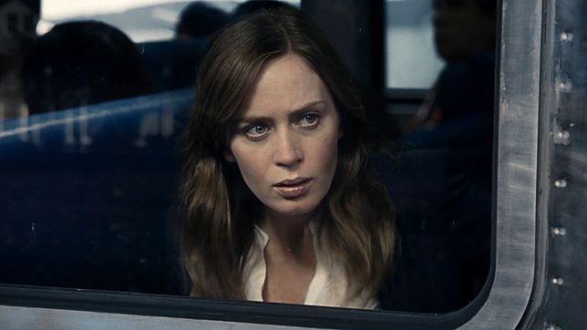 """""""Dziewczyna z pociągu"""""""