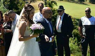 Jamieka w dniu ślubu była naprawdę szczęśliwa