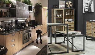 Styl industrialny w małym mieszkaniu to połączenie nowoczesności z funkcjonalnymi rozwiązaniami epoki wielkiej płyty