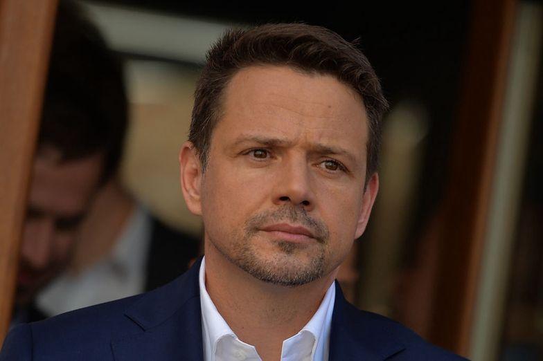 Wybory prezydenckie 2020. Rafał Trzaskowski przerywa kampanię