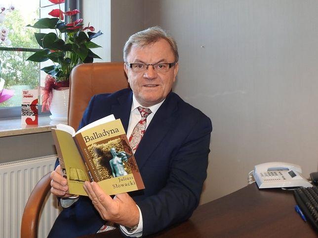Jacek Sabat nowym dyrektorem Wojewódzkiego Domu Kultury w Kielcach