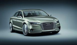 Audi A3 e-tron concept: kompaktowa hybryda