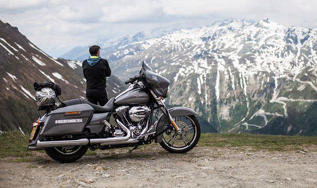 Harley-Davidson oferuje pracę marzeń
