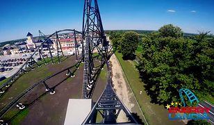 Najwyższy Mega Coaster w Europie powstał w Polsce!