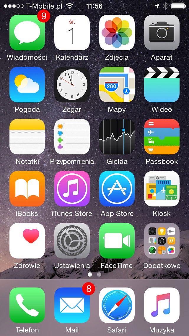 Muzyka i iTunes - nowa ikonka, nowe możliwości.