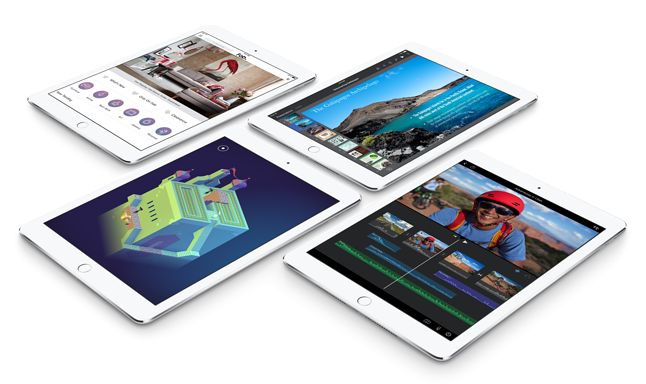iPad Air 2. Bohater wielu dzisiejszych newsów zwiazanych z Apple.