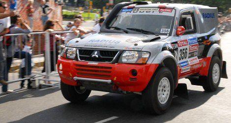 Rajd Dakar 2010. Etap 1
