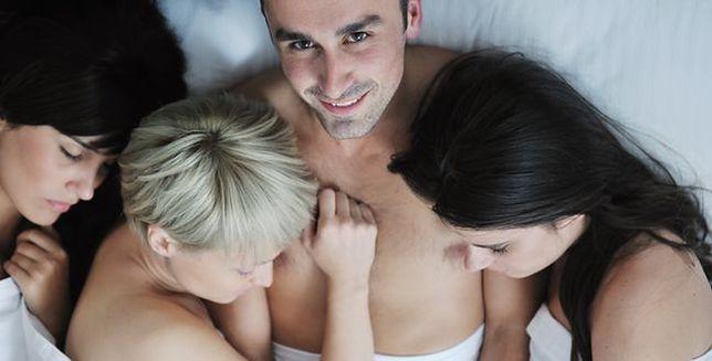 Żyjesz z kilkoma kobietami? To może zagrażać twojemu zdrowiu