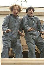 ''The Three Stooges'': Larry, Moe i Curly coraz bliżej