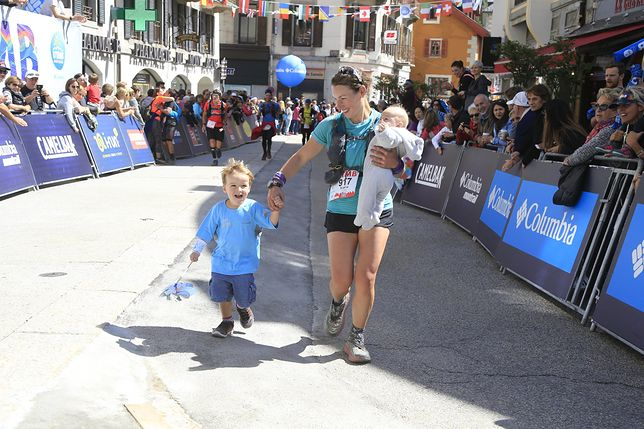 Ultramaratonistka na ustach całego świata