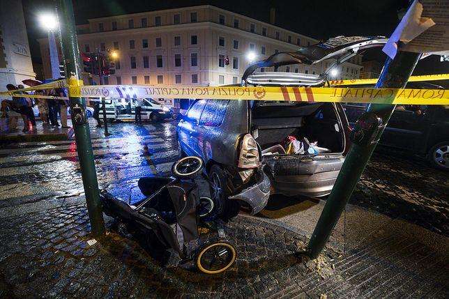 Watykan. Wypadek obok placu św. Piotra. Polska rodzina trafiła do szpitala