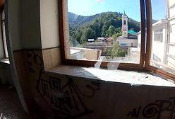 Opuszczona szkoła katolicka we Włoszech. Robi piorunujące wrażenie