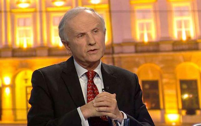 Grzegorz Kołodko: SLD proponowało mi start w wyborach prezydenckich